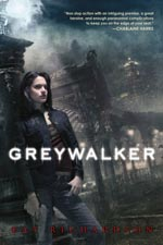 Greywalker by Kat Richardson Cover Picture