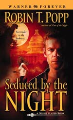 Seduced By The Night Book Cover