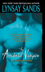 The Accidental Vampire by Lynsay Sands Cover Picture