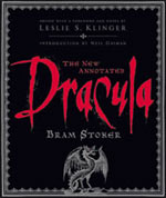 The New Annotated Dracule Cover Picture
