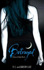 Betrayed by P.C. and Kristin Cast Cover Picture