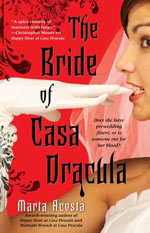 The Bride of Casa Dracula by Marta Acosta Cover Picture