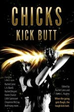 Chicks Kick Butt Cover Picture