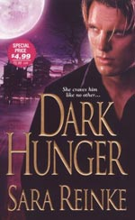 Dark Hunger by Sara Reinke Cover Picture