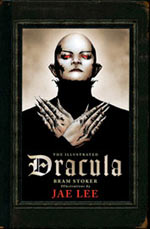 The Illustrated Dracula Cover Picture