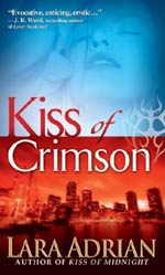 Kiss of Midnight Cover Picture