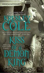 Kiss of a Demon King Cover Picture