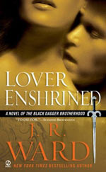 Lover Enshrined by J. R. Ward Cover Picture