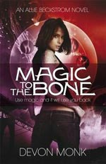 Magic To The Bone Cover Picture