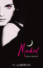 Marked by P.C. Cast and Kristin Cast Cover Picture