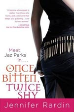 Once Bitten, Twice Shy Cover Picture