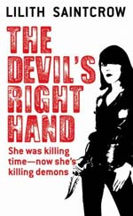 The Devil's Right Hand Cover Picture