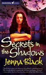 Secrets In The Shadows Cover Picture