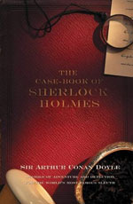 The Casebook of Sherlock Holmes Cover Picture