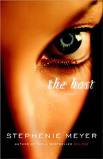 The Host by Stephenie Meyer Cover Picture