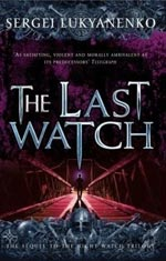 The Last Watch Cover Picture