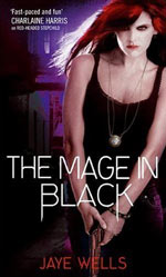 The Mage In Black Cover Picture