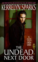 The Undead Next Door Cover Picture
