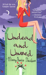 Undead And Unwed Cover Picture