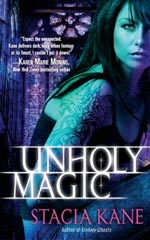 Unholy Magic Cover Picture