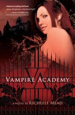 Vampire Academy by Richelle Mead Cover Picture