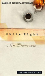White Night by Jim Butcher Cover Picture