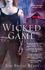 Wicked Game by Jeri Smith-Ready Cover Picture